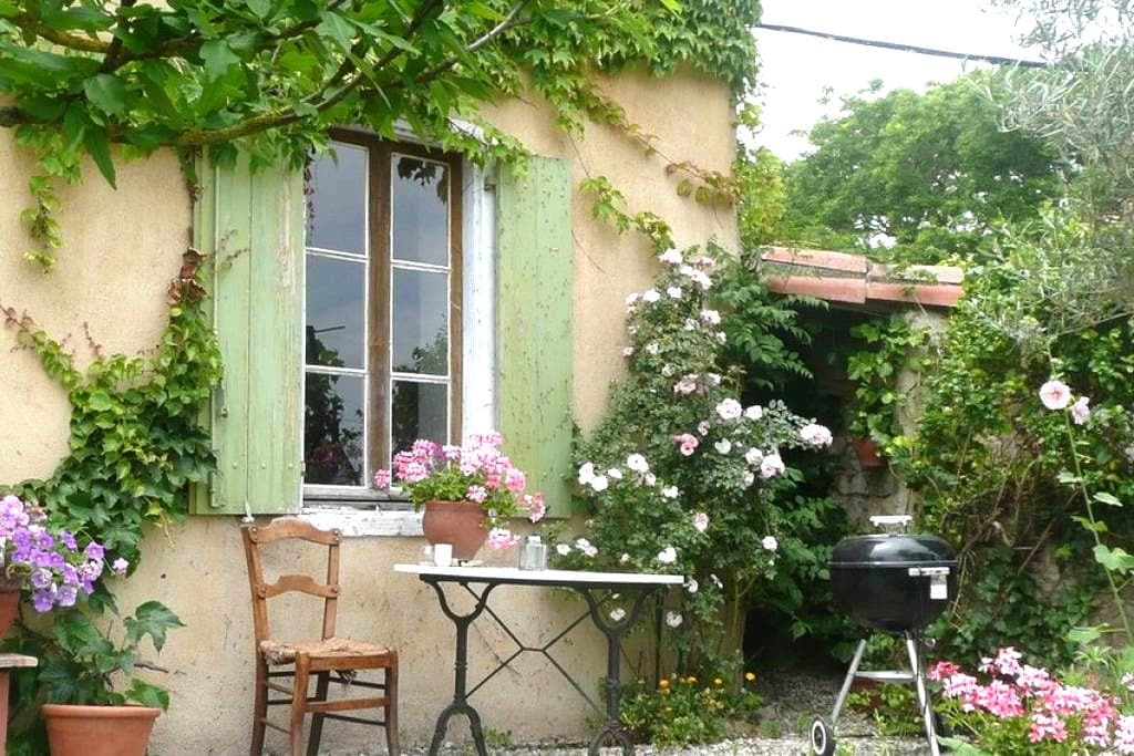 A truly charming wine growers house - Villelongue-d'Aude - Ev