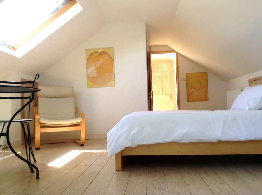 Beautifully located B+B Laugharne - Laugharne - Bed & Breakfast