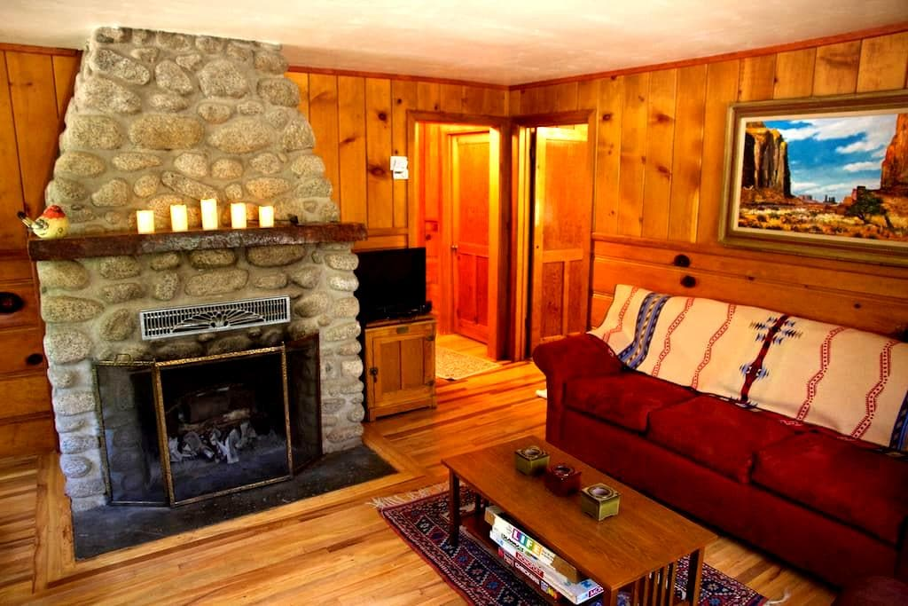 Ahwahnee-be Cabin in Idyllwild - Idyllwild-Pine Cove - Chatka