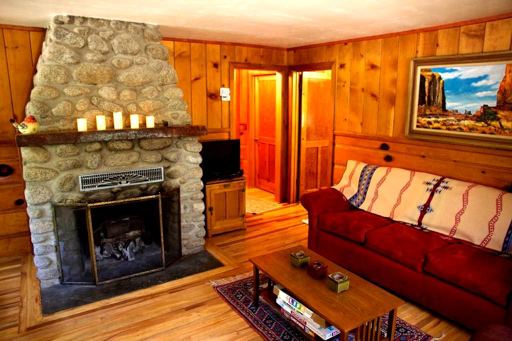 Ahwahnee-be Cabin in Idyllwild - Idyllwild-Pine Cove - Kabin