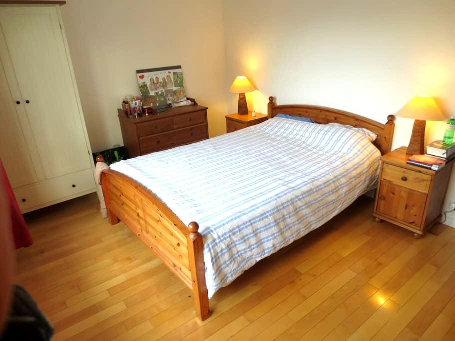Spacious room in quiet townhouse - Cologny - Dům pro hosty
