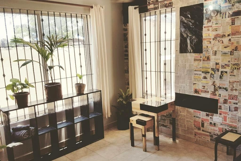 Awesome Room in Well Equipped House - Dar es Salaam - Appartamento