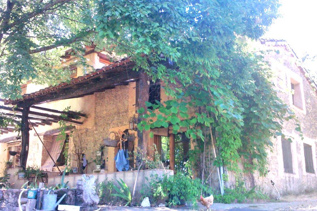 Conviviendo con la Naturaleza - Villanueva de la Vera - Casa