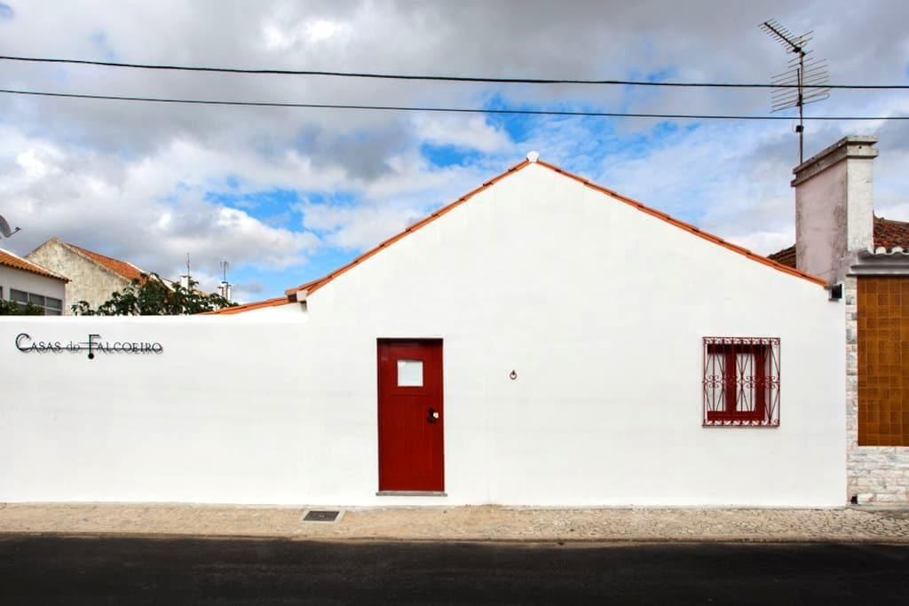 Casas do Falcoeiro-Casa Vala Real - Salvaterra de Magos