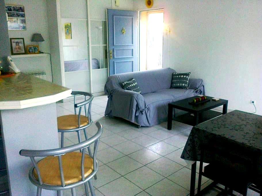 maison 60m² tout confort +parki - Salon-de-Provence - Huis