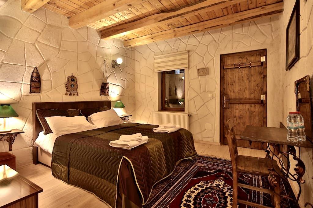 4 JASMINE HOUSE - Standard Double room (1-2 pax) - Göreme Belediyesi - Gjestehus