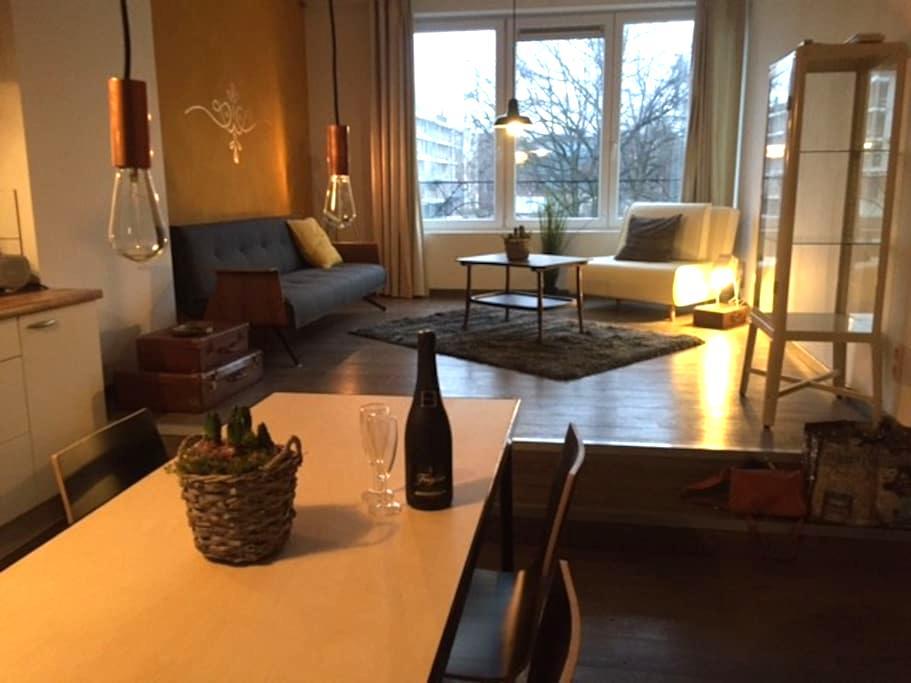 Apartment: 't Maske-2 : near the MAS - Antwerpen - Apartment
