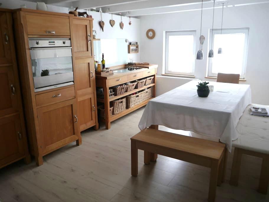 Modernes Fachwerkhaus mit allem Komfort - Lich