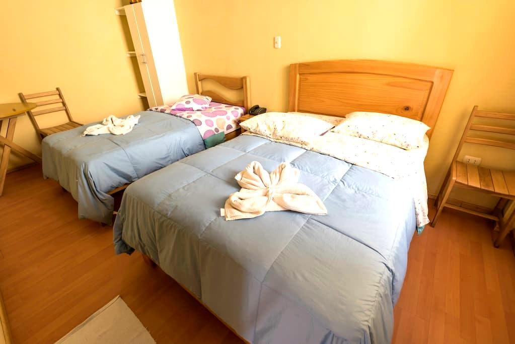 Trujillo, economic and centric rooms. - Trujillo - Andet