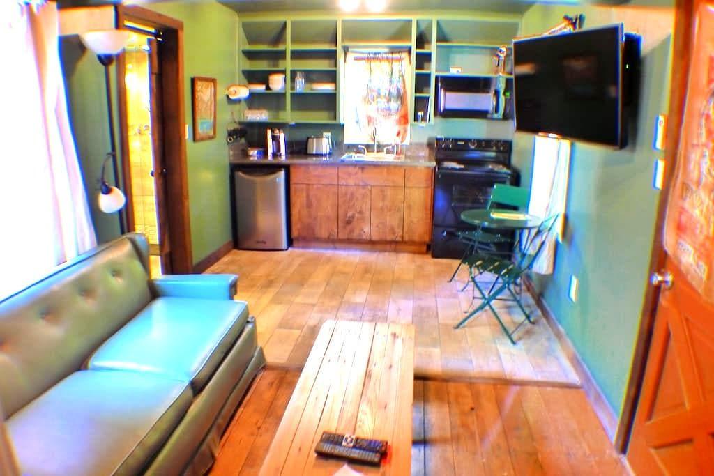 LAST CHANCE CABIN#6 - Foresthill - Sommerhus/hytte