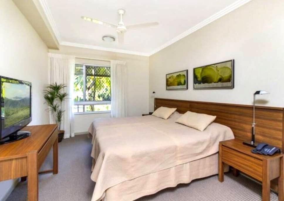 Private studio in beautiful resort - Kewarra Beach - Apartament