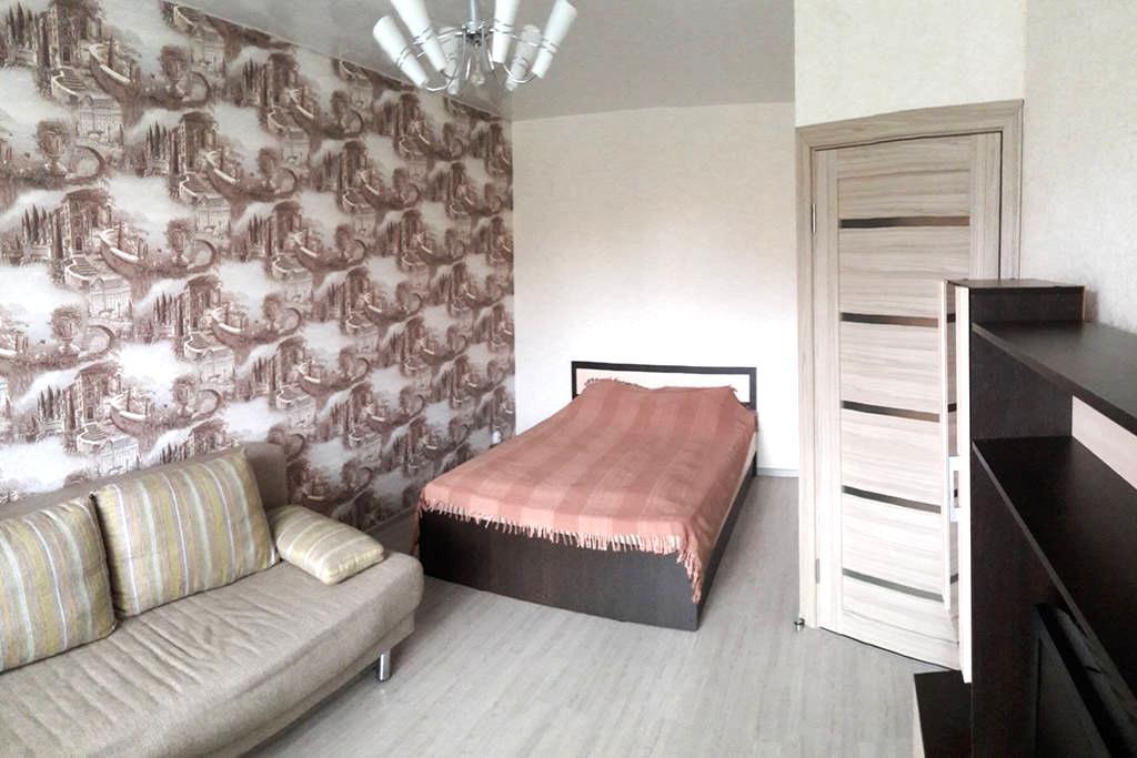Чистая и опрятная квартира (ТРЦ МАКСИ, ИЮНЬ) - Сыктывкар - Apartamento