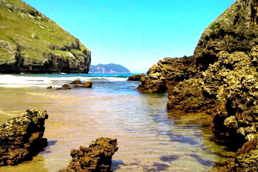 Attic-Loft with jaccuzy in Beach&mountain - Castro Urdiales