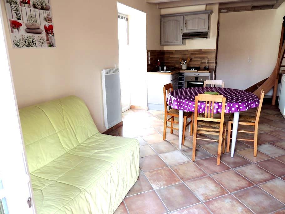 maison ancienne restaurée au calme - Dompierre-sur-Mer - Dom