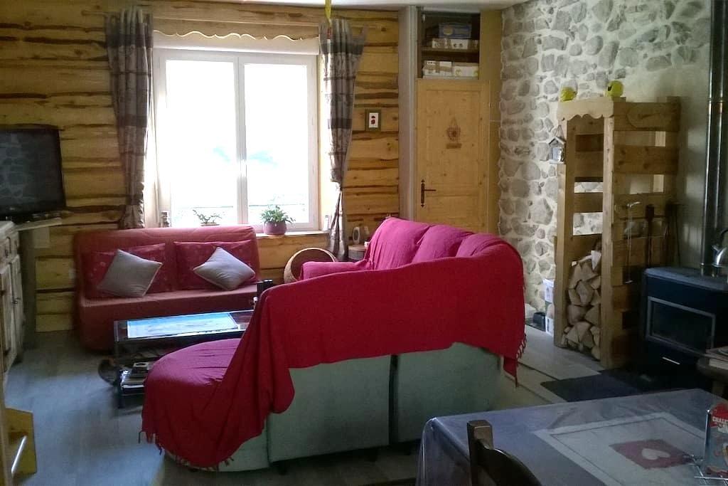 Maison agréable au coeur des Alpes - Saint-Laurent-en-Beaumont