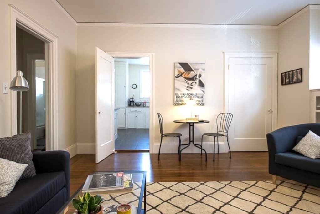 Sunny Temescal Apartment, - Oakland - Apartamento