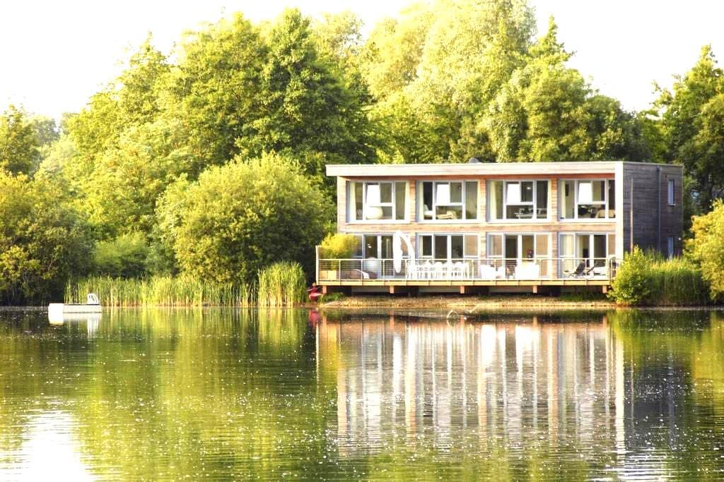 Larchwood Lodge at Lakes by Yoo  8 adults 3 kids - Gloucestershire