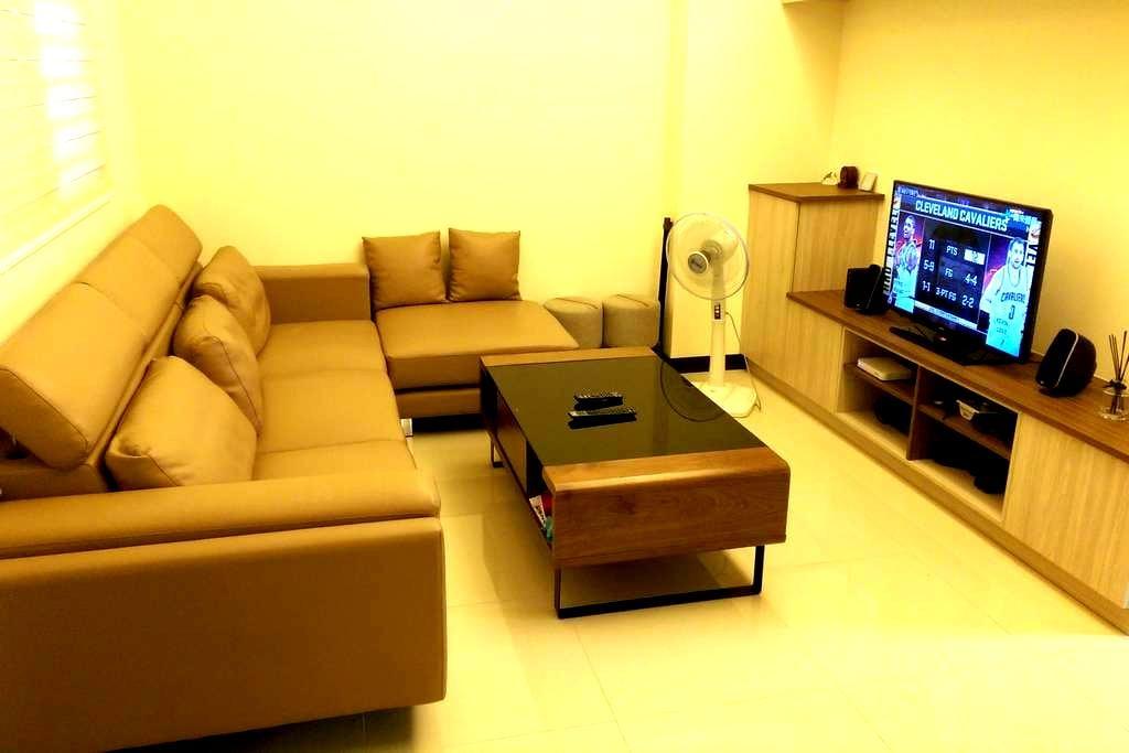 簡單舒適房間,客廳廚房衛浴一應俱全,歡迎您的入住 - Luzhou District