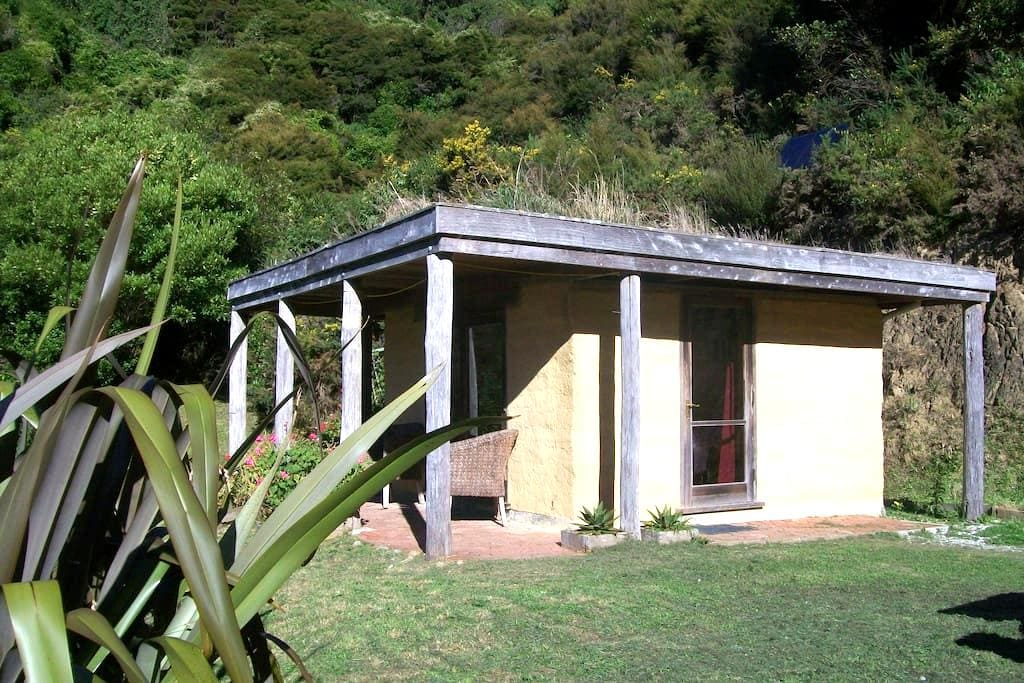Kapakapawhai Eco Cabin - Todds Valley
