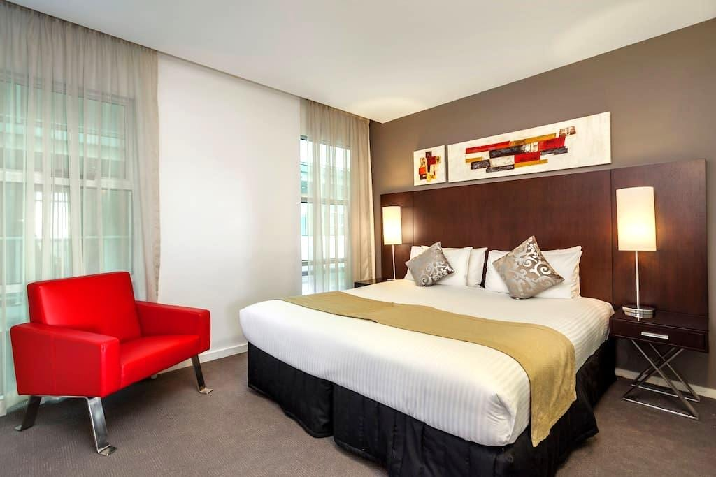 Quest Caroline Springs Studio Apartment - Caroline Springs - Byt