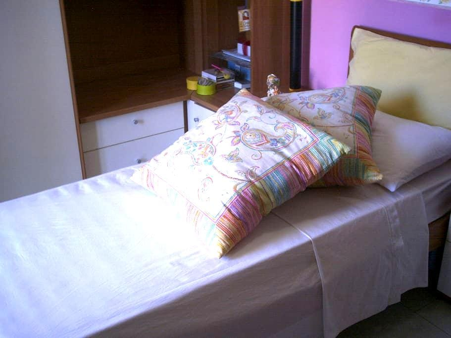 A casa di Elsa e Cristoforo - Paestum - Apartamento