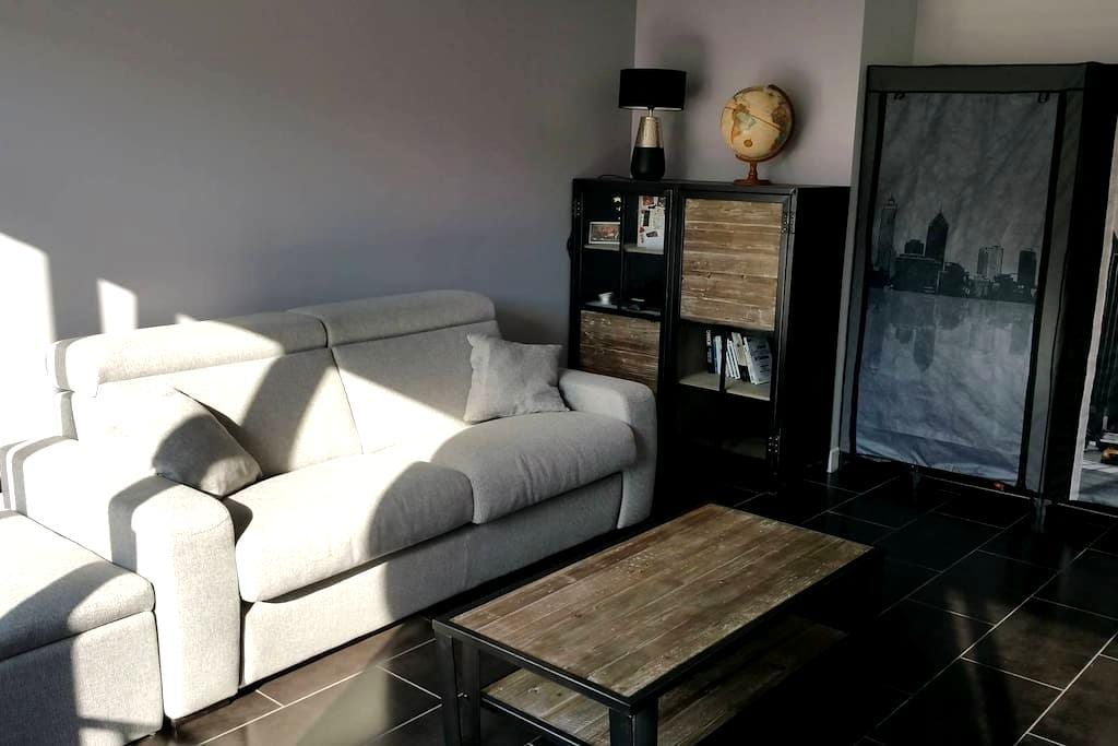 Joli Studio look Industriel entre Disney & Paris - Nogent-sur-Marne - Apartment