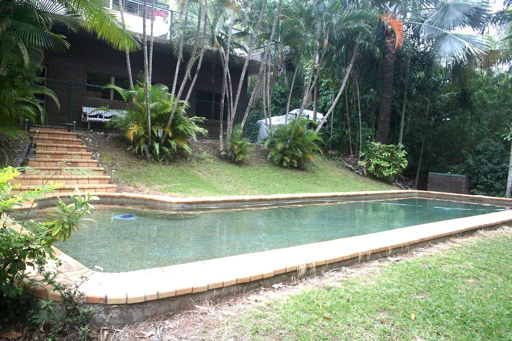 Panguna Retreat - Trinity Beach - Wohnung