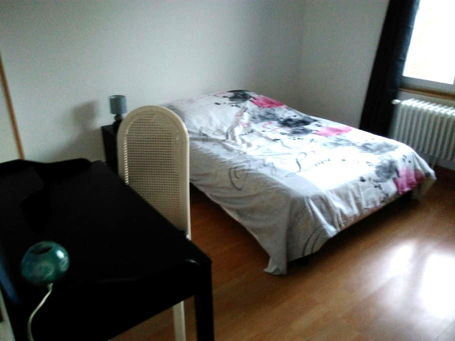 Loue chambre sur Lesquin - Lesquin - Haus