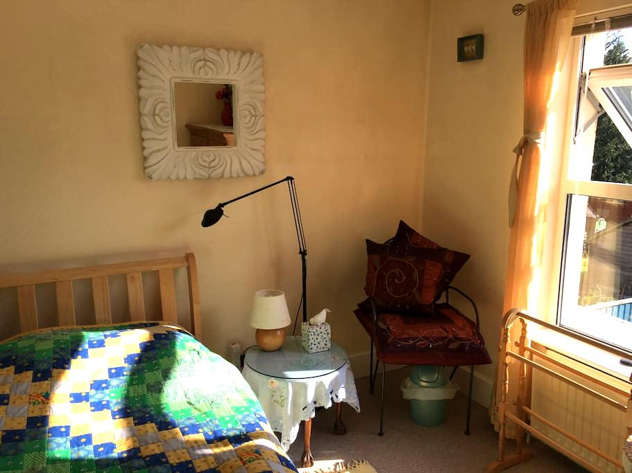 Peaceful Room close to town & sea - Sidmouth