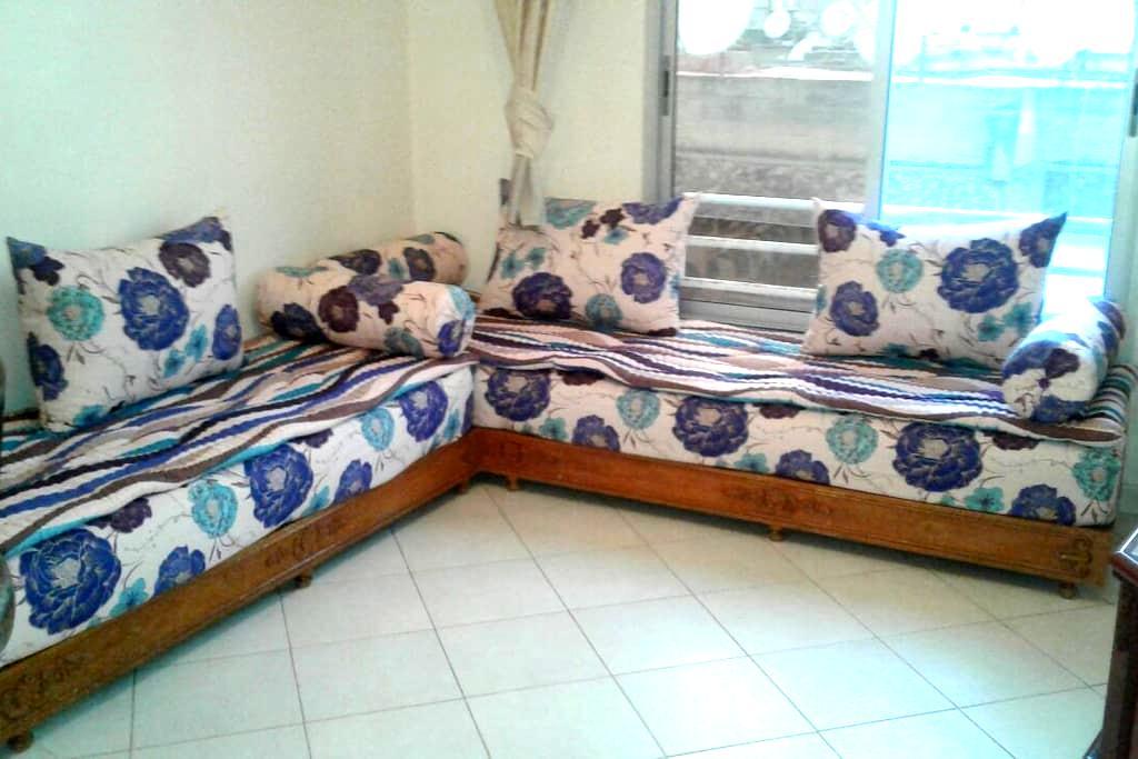 hassan logement - Rabat - Byt