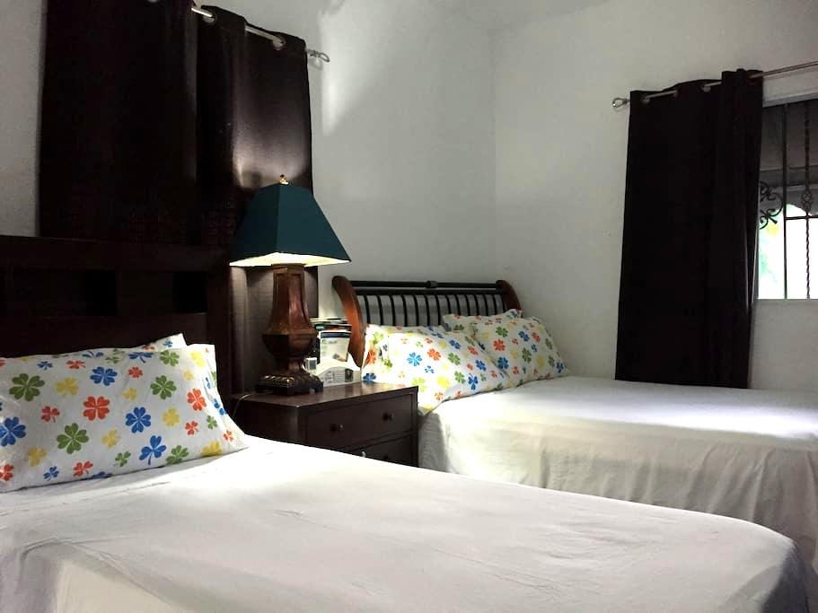 Giulia's Room TV Cable & WiFi - Santo Domingo  - Bed & Breakfast