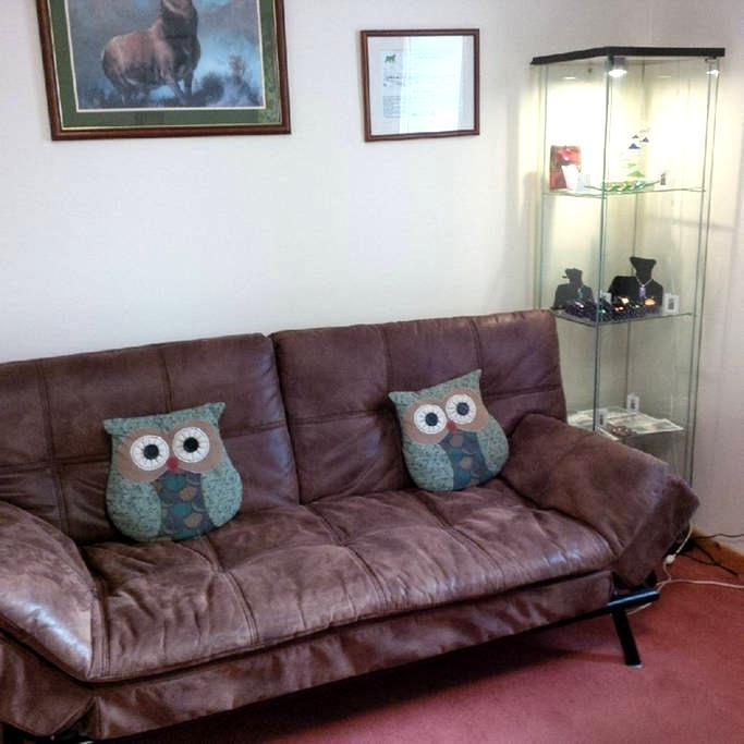 Cairngorm family cottage - Newtonmore - Hus