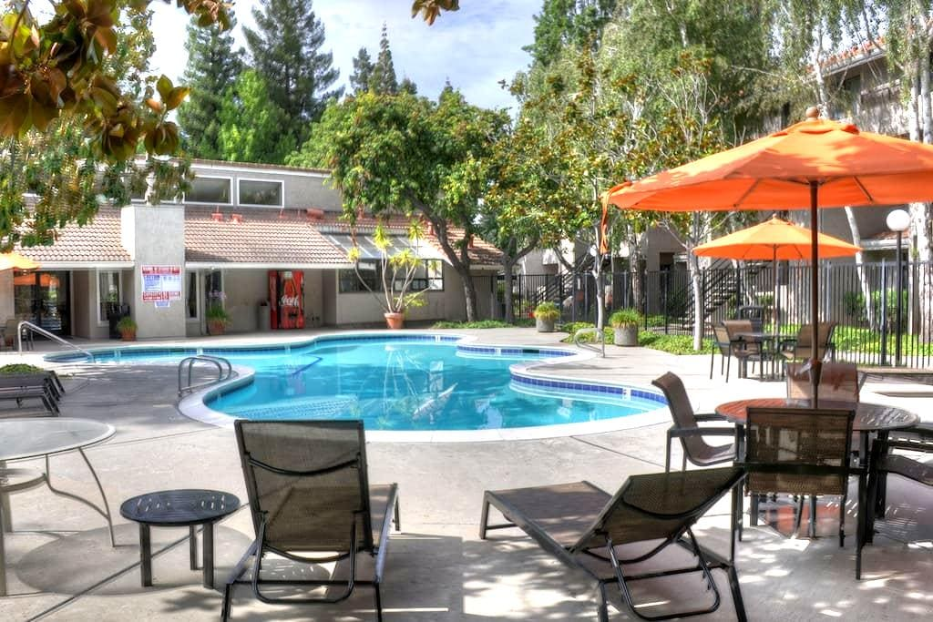 Comfortable, neat and affordable for travelers - Sunnyvale - Apartamento