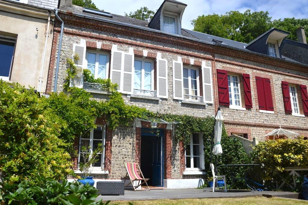 A charming house by the sea close to Etretat - Yport - Apartment