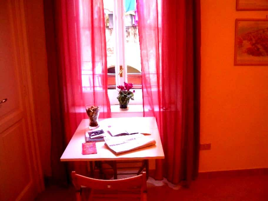 """Studio Atri"" in historical center - Free pick Up - Neapol - Byt"