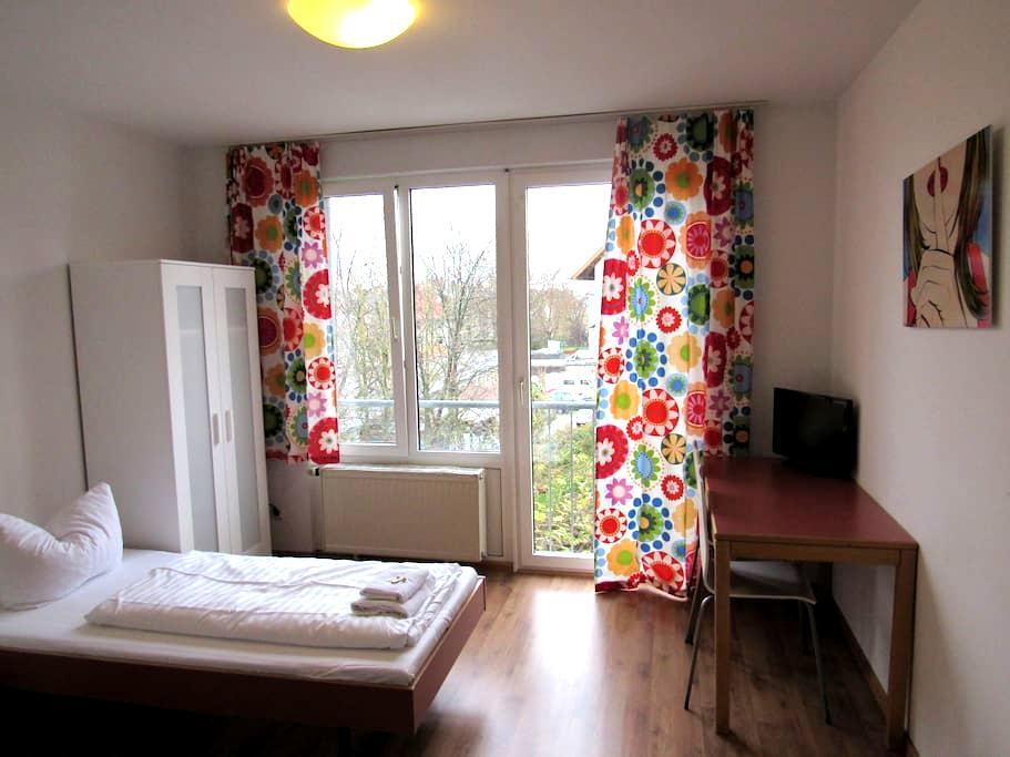 StayInn Hostel am Hauptbahnhof - Freiburg - Byt