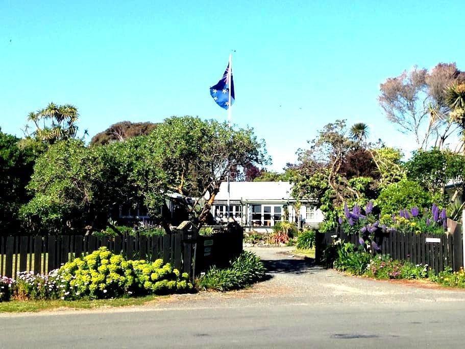 Lagoona Studio, seaside Te Awanga . - Te Awanga - Stuga