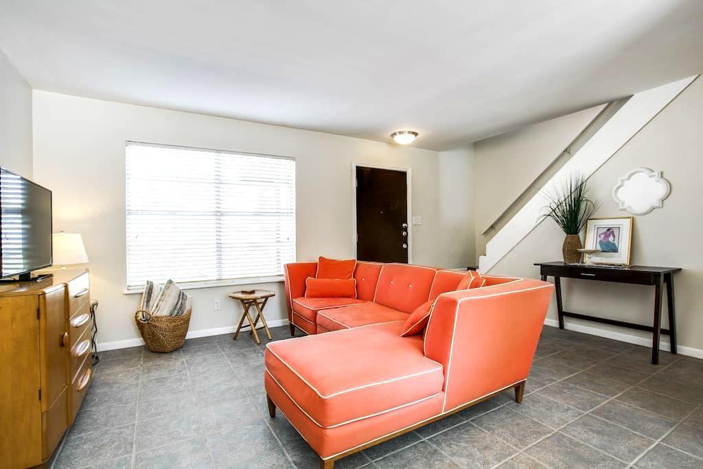 Downtown Executive Suite - San Antonio - Huoneisto