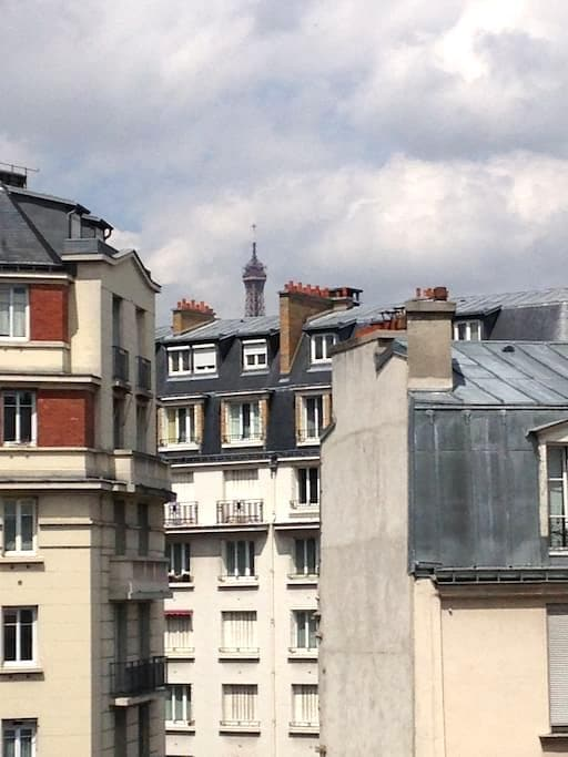Paris 15 - à proximité de la Tour Eiffel - Párizs - Lakás