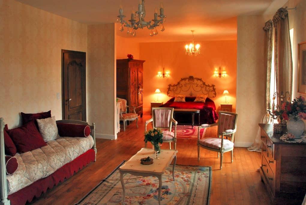 Suite Julie - Vandenesse-en-Auxois - Inap sarapan