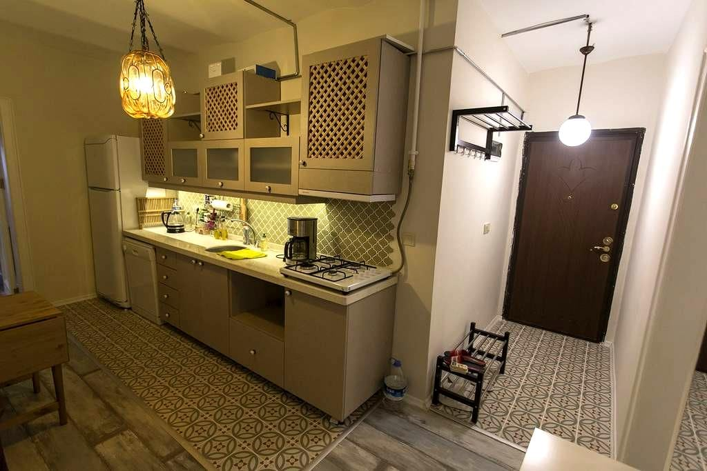 Historical Greek house in the center of Istanbul - Beyoğlu - Apartamento