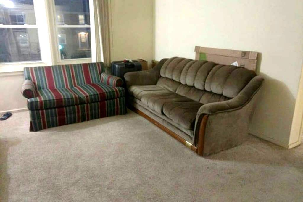 Shared Apt.+parking-5miles from DC - College Park - Byt