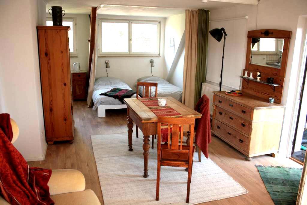 Studio zur Pegnitzaue - Reichenschwand - 公寓
