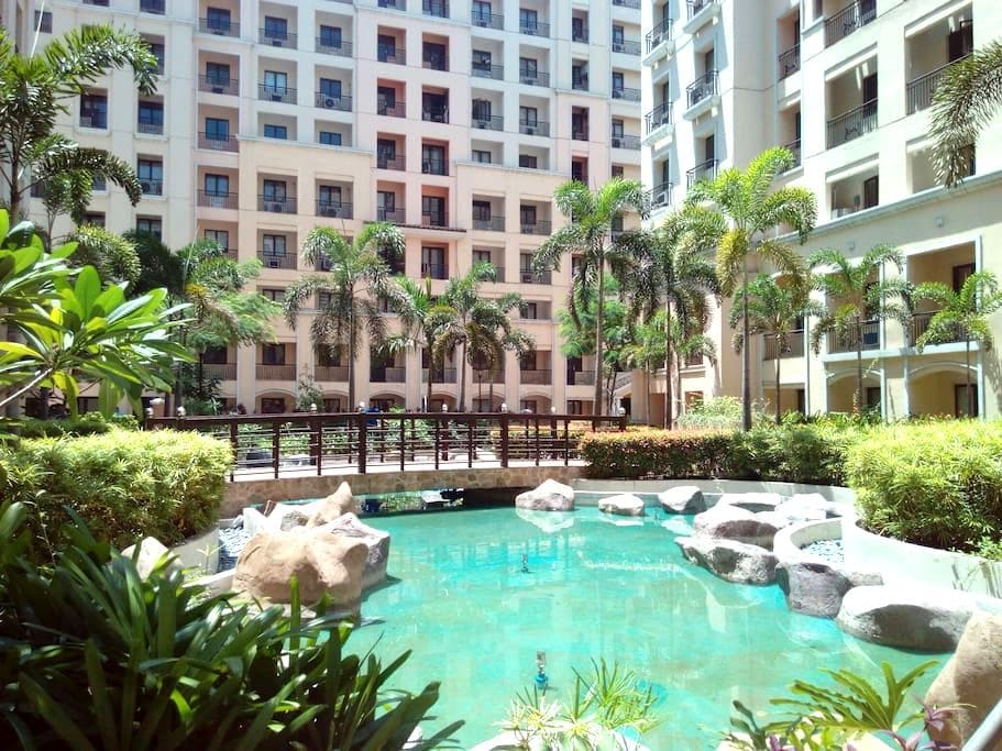 2 BD RW for 8 Unit near Airport - Pasay - Appartement