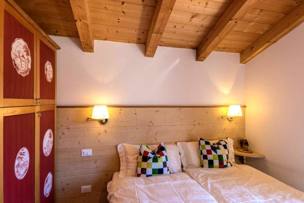 Maso Scricciolo, Room Zippy - Vezzano - Bed & Breakfast