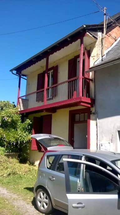 maison près du canal - Engomer - Haus