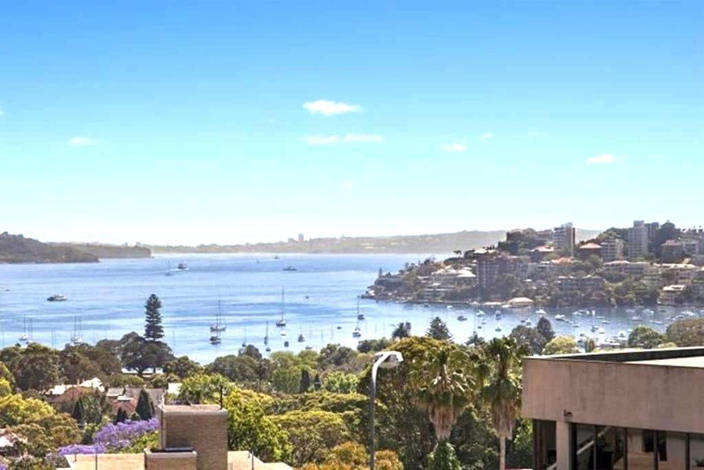 Sydney City and Harbour at your door - Edgecliff - Departamento