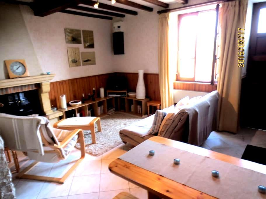 Cosy Cottage in Ste Marie du Mont - Sainte-Marie-du-Mont