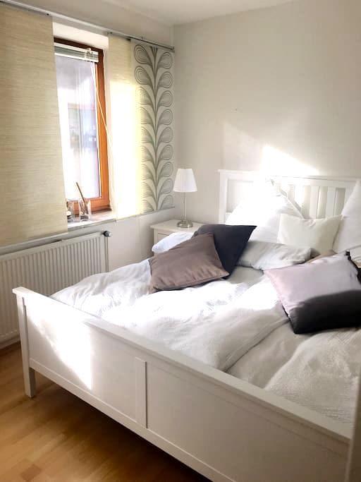 Ferienwohnung mit Hafenblick - Tönning - Condominium