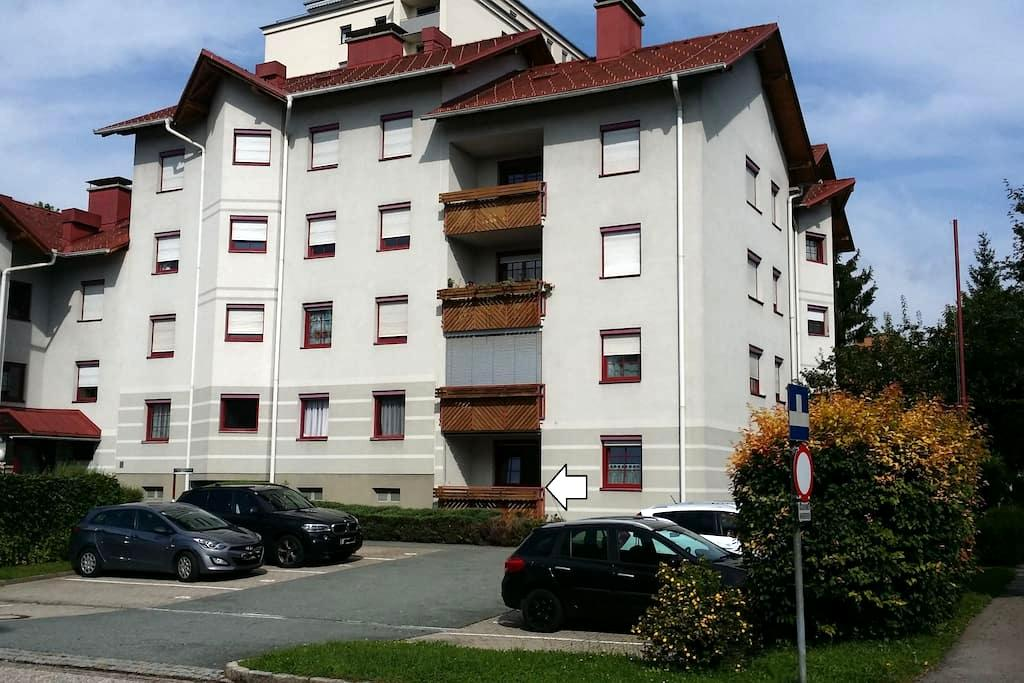Self-Check-In apartment, TV, free WIFI - Villach - Apartamento